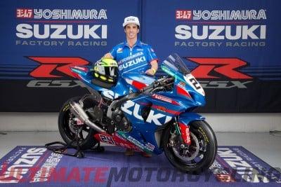 Yoshimura Suzuki Toni Elias GSX-R1000 MotoAmerica