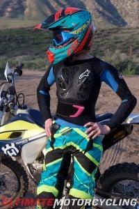 Alpinestars Stella Bionic Jacket Naked