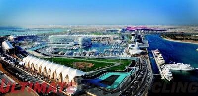 Yas Marina Circuit Abu Dhabi Motorcycle Test