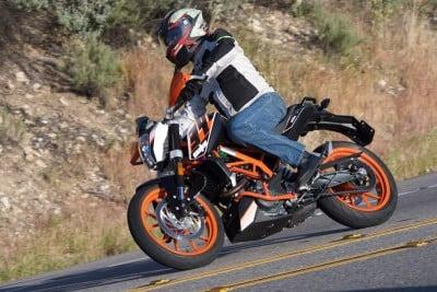 2016 KTM 390 Duke Test Ride