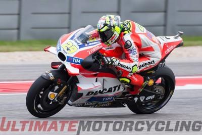2016 Austin MotoGP Results | Ducati Andrea Iannone
