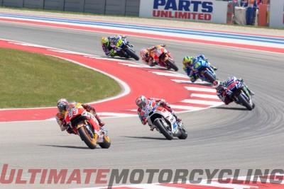 2016 Austin MotoGP Circuit of the Americas race scenes