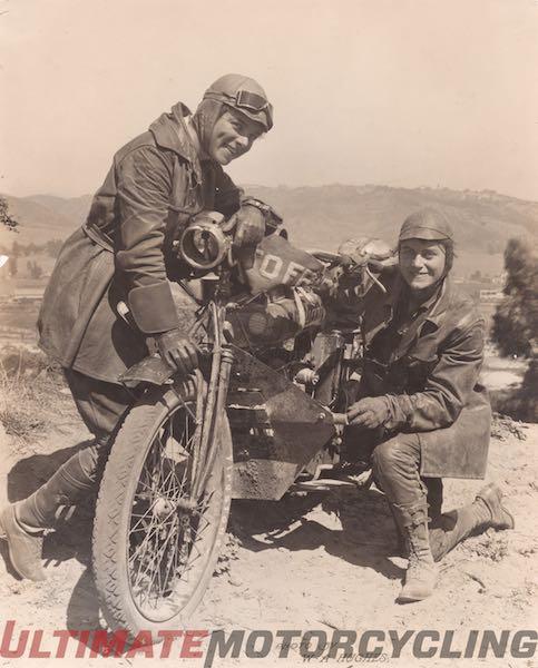 photos of Sisters' Centennial Motorcycle Ride