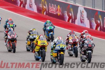 2016 Austin Moto2 Results & Recap   Circuit of the Americas start action