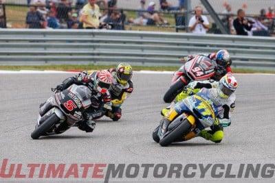 2016 Austin Moto2 Results & Recap   Circuit of the Americas Race Action