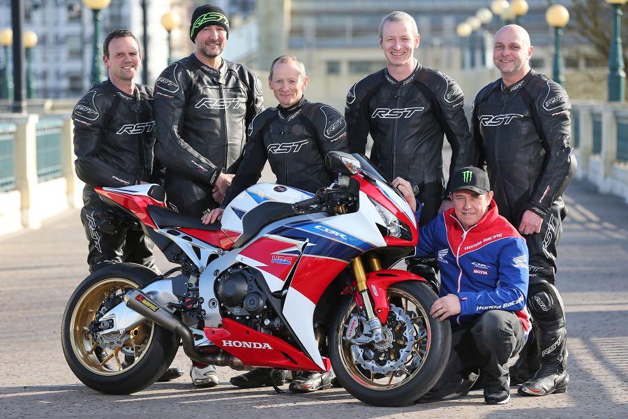 Honda: New Partner of Isle of Man TT Races