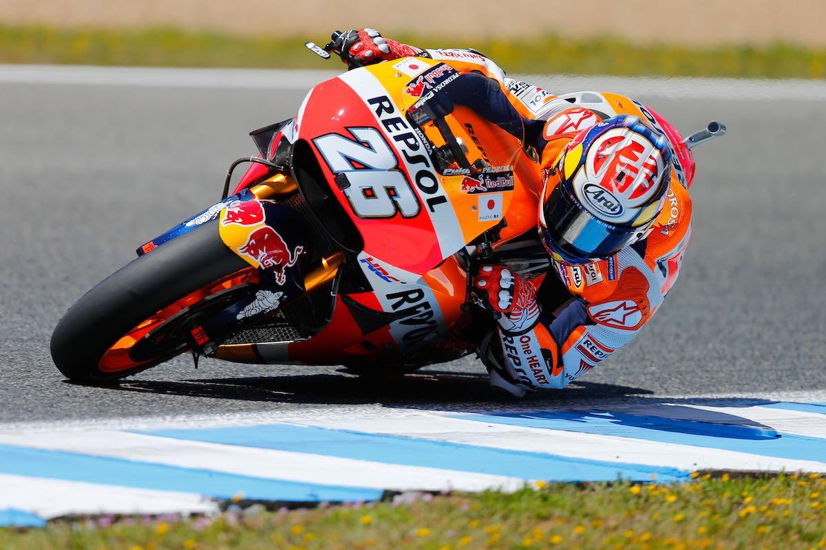 2016 Jerez MotoGP Results | Honda's Dani Pedrosa