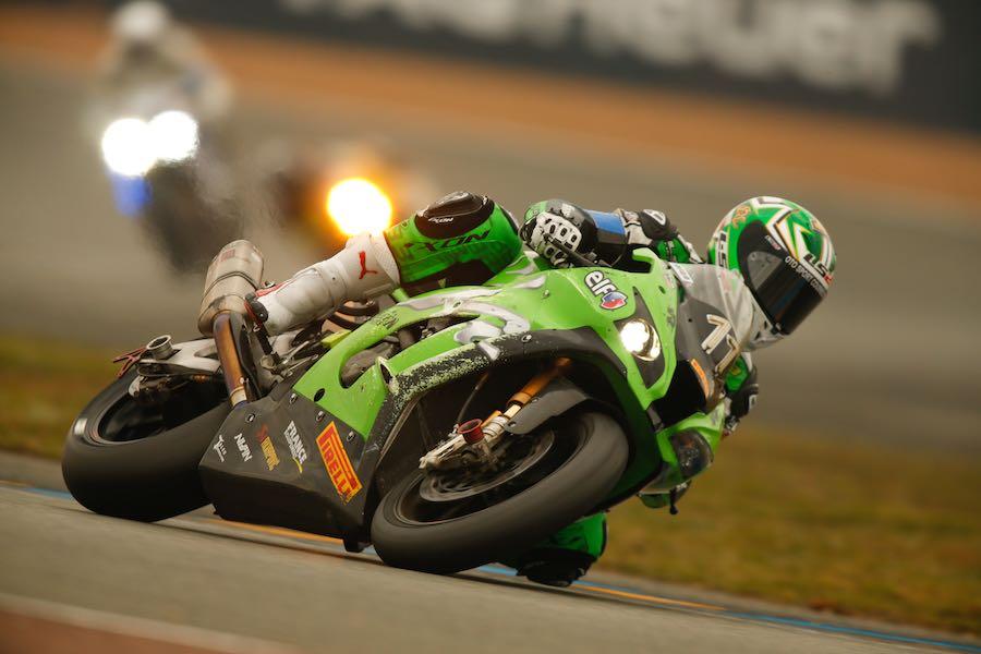 Gregory Leblanc Kawasaki Le Mans