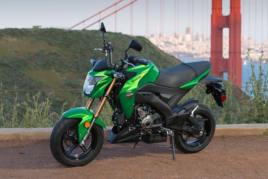 Kawasaki Ninja 125 Top Speed