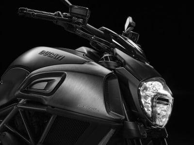 2016 Ducati Diavel LED headlight