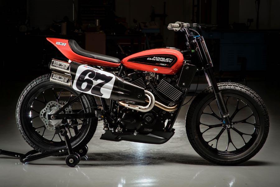 Harley-Davidson XG750R Unveiled | Screamin' Eagle Flat Tracker