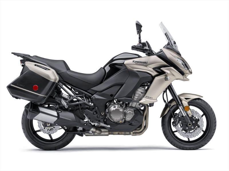Kawasaki Versys Lt Horsepower