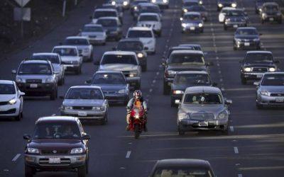 Lane Splitting in California | Bill AB 51 Amended