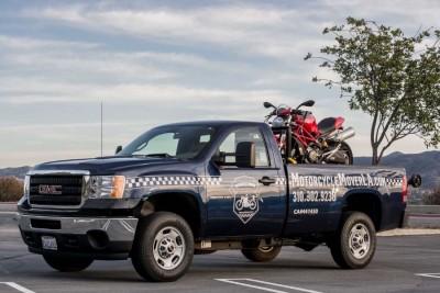 Motorcycle Mover LA   California's Only Moto Transportation Company