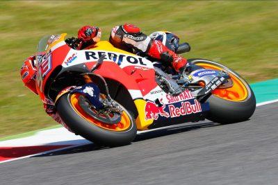 Honda's Marc Marquez Second at Mugello MotoGP 2016