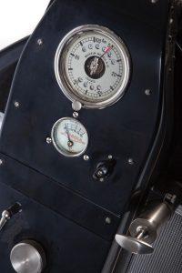 1927 Megola 640 Touring speedometer
