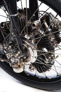 1927 Megola 640 Touring engine