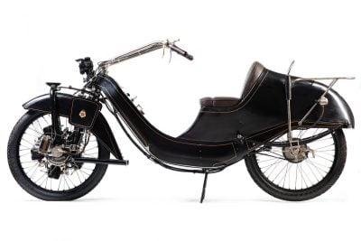 1927 Megola 640 Touring left