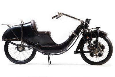 1927 Megola 640 Touring right