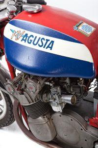 1976 MV Agusta 750S America - tank