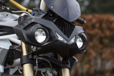 Energica Eva Review headlights