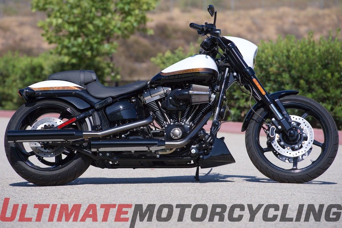 Harley Davidson Cvo Breakout Review
