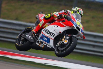 Ducati's Iannone Rules Friday | 2016 Assen MotoGP Practice Results