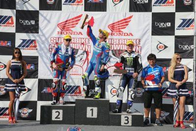 2016 Barber MotoAmerica Superbike Results & Recap