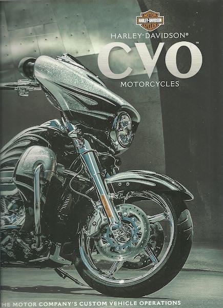 Harley-Davidson CVO Motorcycles Review | Rider's Library