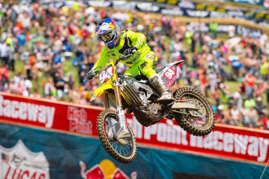 2016 High Point Motocross Results - Ken Roczen