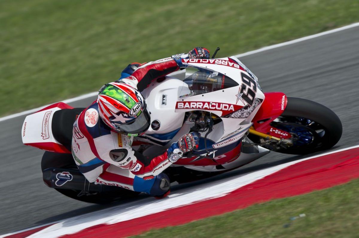 Nicky Hayden Tops Misano World Superbike Friday Practice
