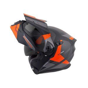 Scorpion EXO-AT950 modular helmet adventure style