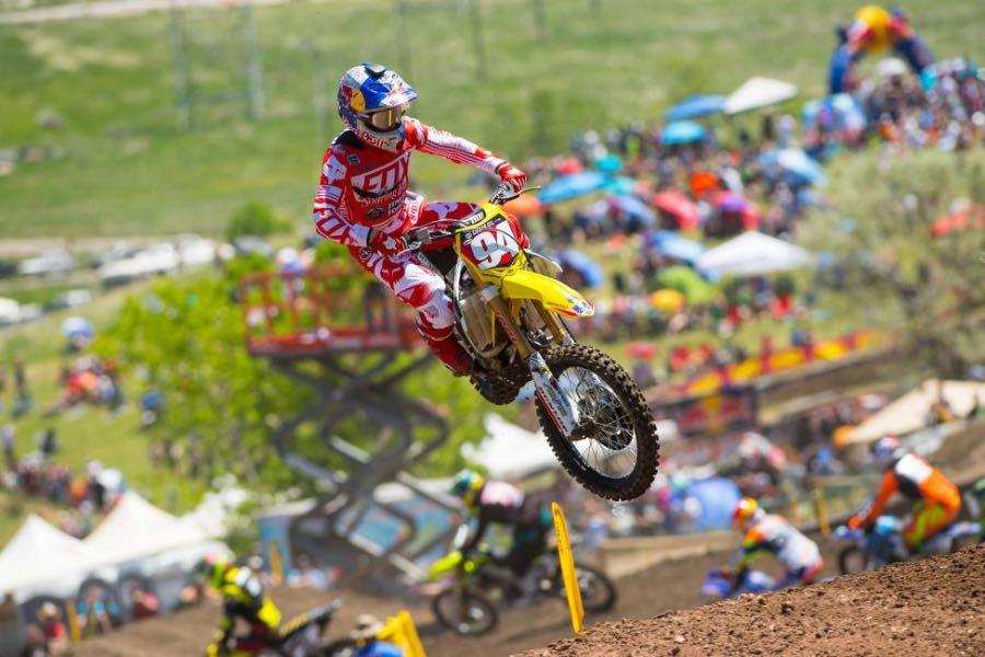 2016 Thunder Valley Motocross Results | Ken Roczen