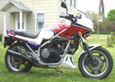 Top 10 Motorcycle Model Names of All Time Honda Interceptor