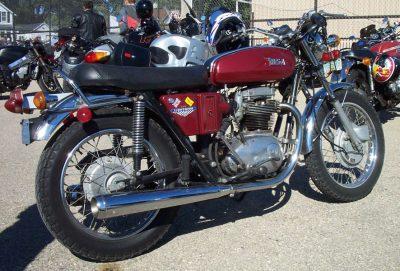 BSA Lightning 650 - Motorcycle Names