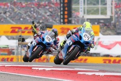 Suzuki Roger Lee Hayden and Toni Elias head to Utah MotoAmerica