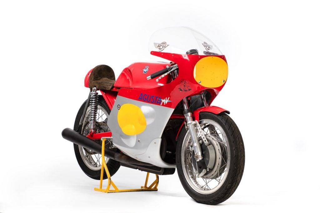 MV Agusta 500 Triple GP Replica - Agostini