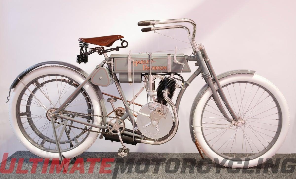 1907 Harley-Davidson Strap Tank Value