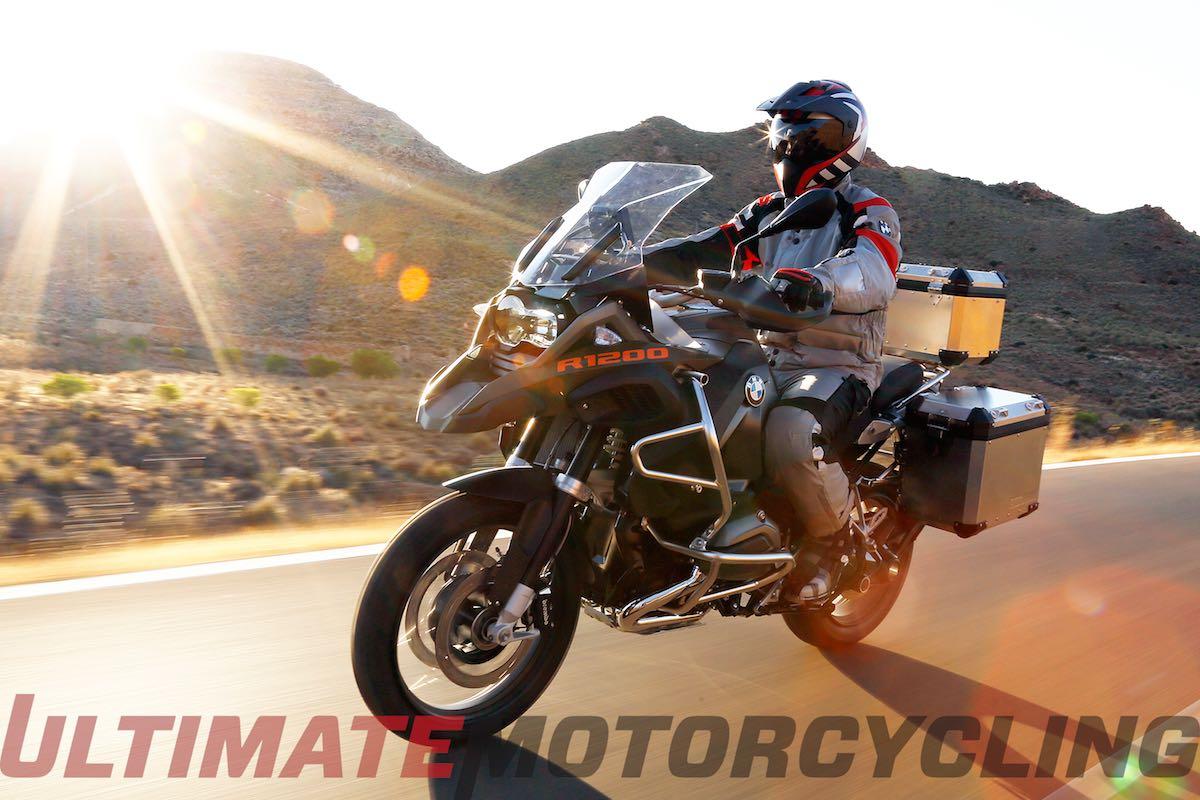 BMW Motorrad Posts Record First Half Year Sales - Again!