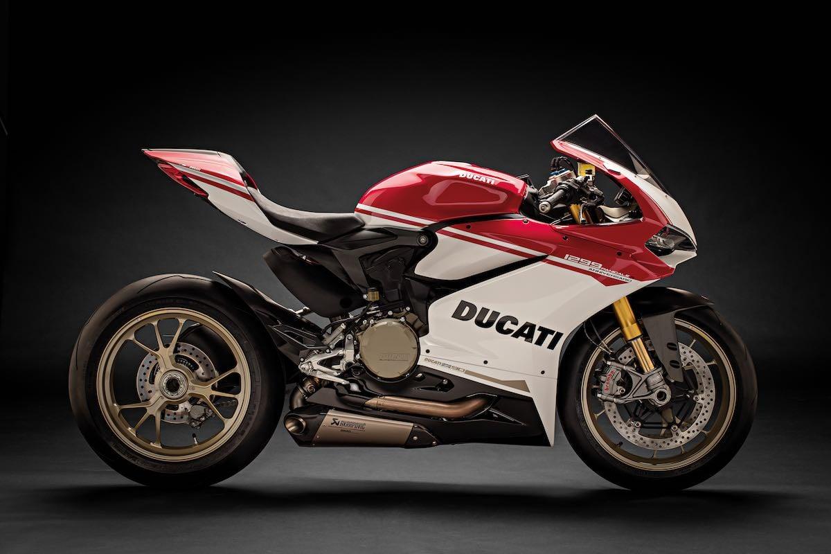 Ducati 1299 Panigale S Anniversario Unveiled at WDW2016