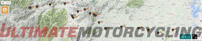 SPOT GPS Map