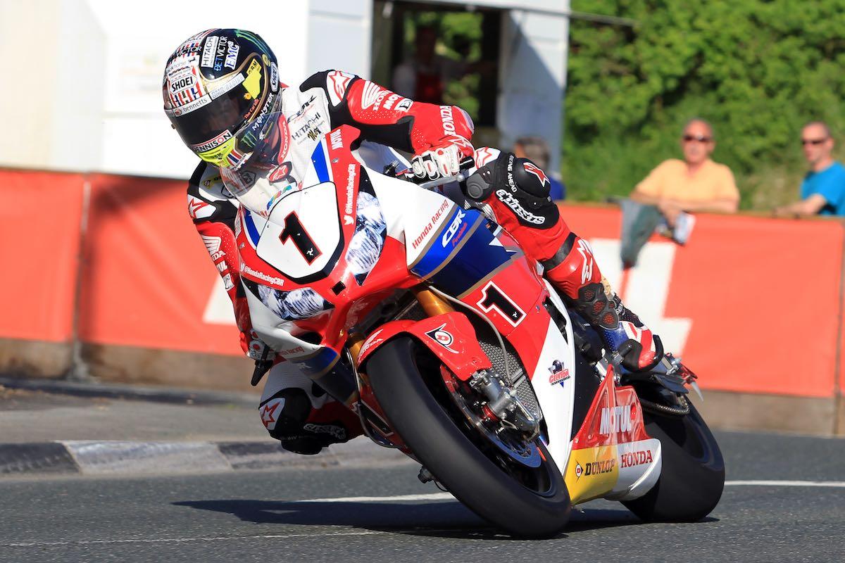 John McGuinness Talks TT, Indy 500 | Honda Racing TV, Episode #4 (Video)