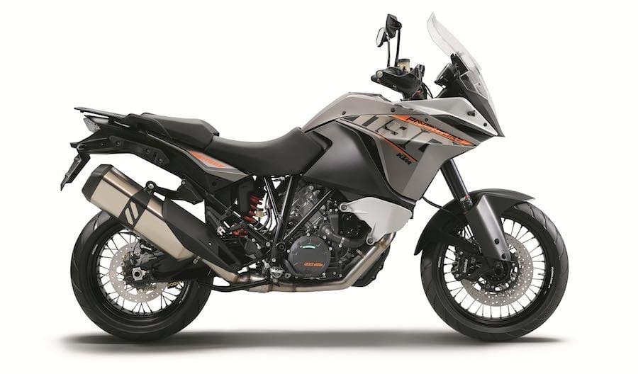 2016 KTM 1190 Adventure horsepower
