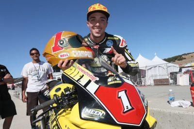 Josh Herrin, 2016 MotoAmerica Superstock 1000 Champion