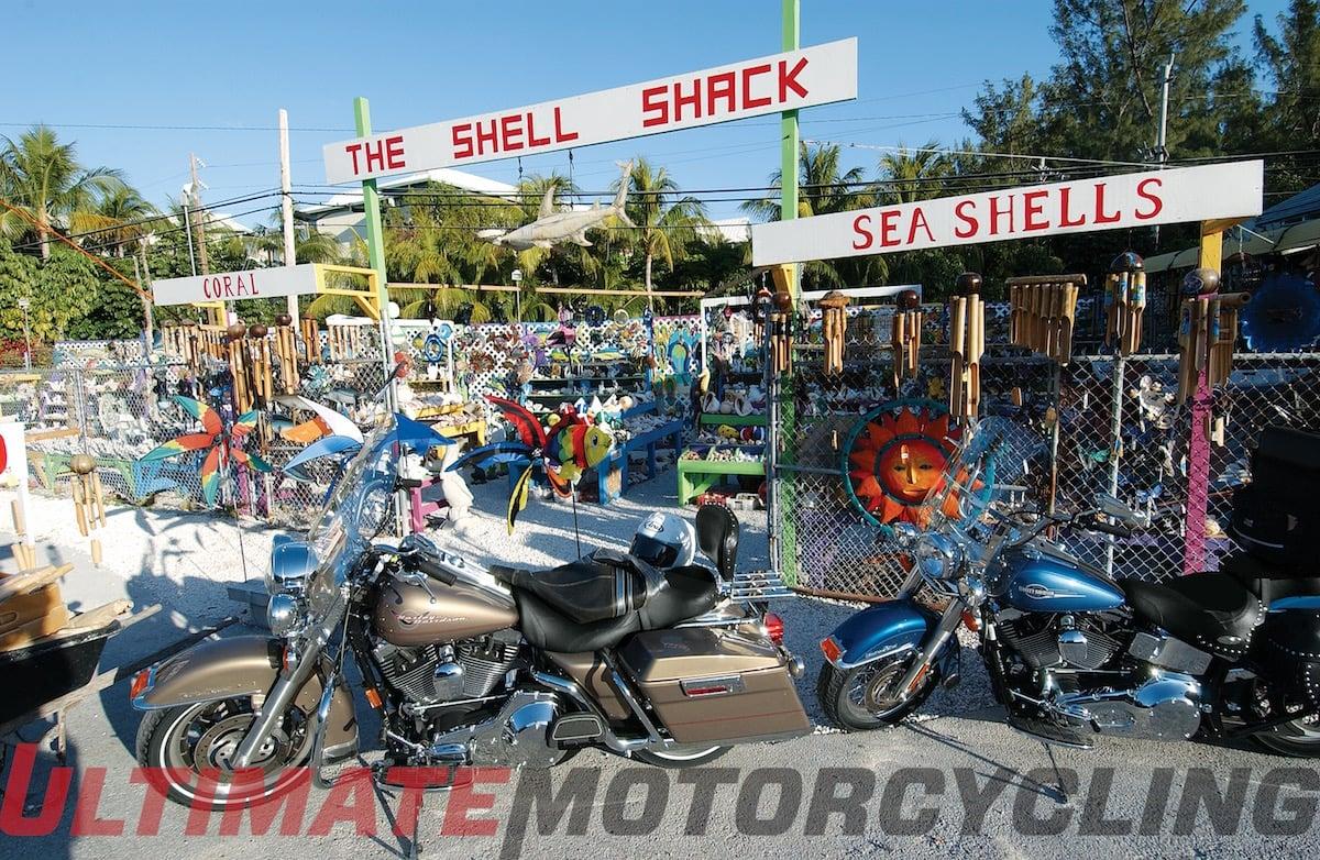 Harley-Davidson Key West Tour Shell Shack