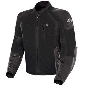 Joe Rocket Phoenix Ion Mesh Jacket Test - Black