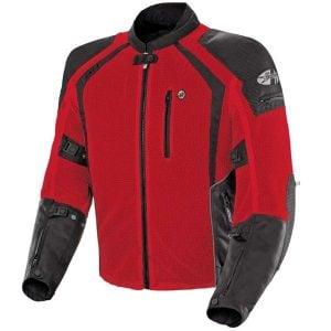 Joe Rocket Phoenix Ion Mesh Jacket Test - Red