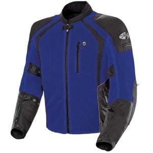 Joe Rocket Phoenix Ion Mesh Jacket Test - Blue