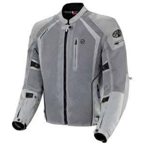 Joe Rocket Phoenix Ion Mesh Jacket Test - Silver