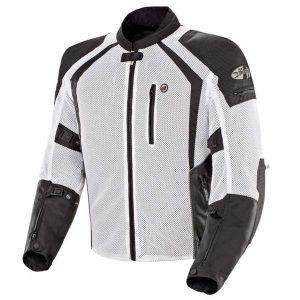 Joe Rocket Phoenix Ion Mesh Jacket Test - White